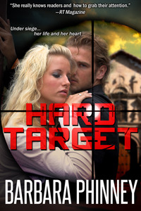 Hard Target  by  Barbara Phinney