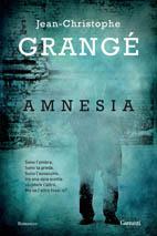 Amnesia Jean-Christophe Grangé