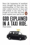 God Explained in a Taxi Ride Paul Arden