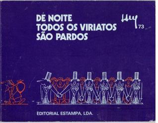 De Noite Todos os Viriatos São Pardos  by  Sam_