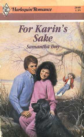 For Karins Sake Samantha Day