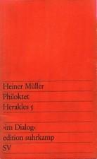 Philoktet, Herakles 5 im Dialog  by  Heiner Müller