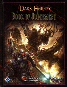 Book of Judgement (Warhammer 40,000: Dark Heresy Roleplay) Graham Davey