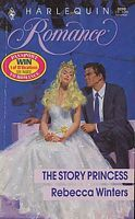 The Story Princess  by  Rebecca Winters