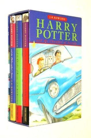 The Harry Potter trilogy (Harry Potter, #1-3) J.K. Rowling