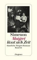 Maigret läßt sich Zeit  by  Georges Simenon