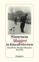Maigret in Künstlerkreisen Georges Simenon