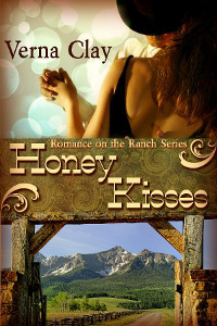 Honey Kisses (Romance on the Ranch, #2)  by  Verna Clay