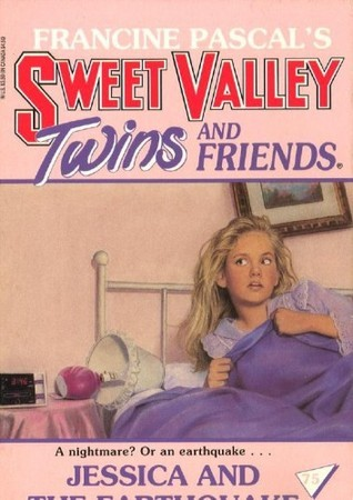 Jessica and the Earthquake (Sweet Valley Twins, #75) Francine Pascal