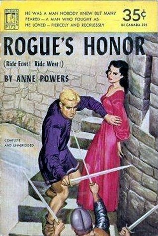 Rogues Honor Anne Powers