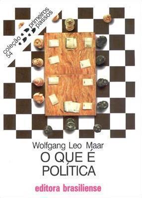 O que é Política Wolfgang Leo Maar