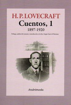 Cuentos 1 H.P. Lovecraft