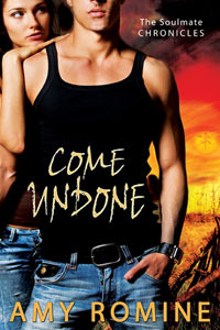 Come Undone (Soulmate Chronicles #2)  by  Amy Romine