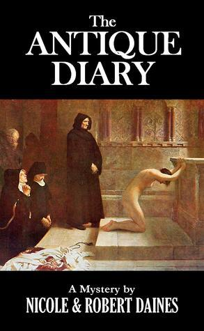 The Antique Diary Robert Daines