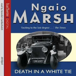 Death In A White Tie (Roderick Alleyn, #7)  by  Ngaio Marsh