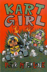 Kart Girl  by  Peter McFarlane