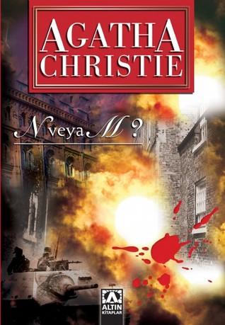 N veya M?  by  Agatha Christie