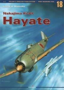 Nakajima Ki-84 Hayate (Monographs, #18) Leszek A. Wieliczko