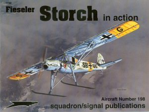 Fieseler Fi 156 Storch in action - Aircraft No. 198 Jerry L. Campbell