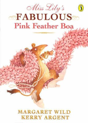 Miss Lilys Fabulous Pink Feather Boa Margaret Wild