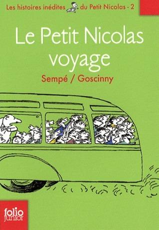 Le Petit Nicolas voyage René Goscinny