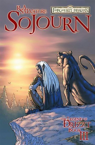 Sojourn: The Graphic Novel (Legend of Drizzt: The Graphic Novel, #3)  by  R.A. Salvatore