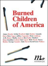Burned Children of America Marco Cassini