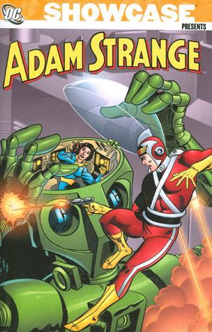 Showcase Presents: Adam Strange Gardner F. Fox