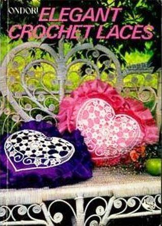 Ondori Elegant Crochet Laces  by  Yoko Suzuki