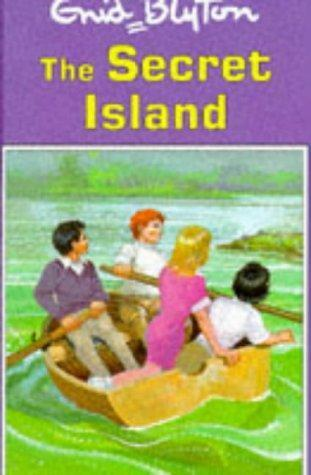 The Secret Island (Enid Blytons Secret Island Series)  by  Enid Blyton