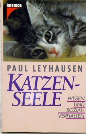 Katzen. Eine Verhaltenskunde  by  Paul Leyhausen