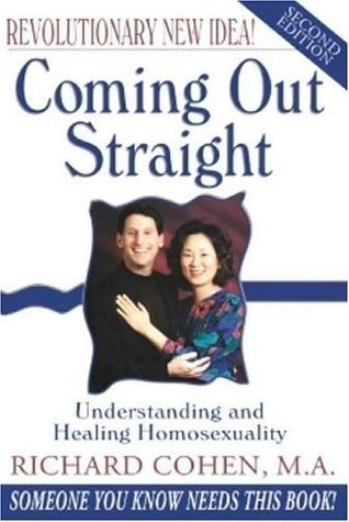 Coming Out Straight Richard Cohen