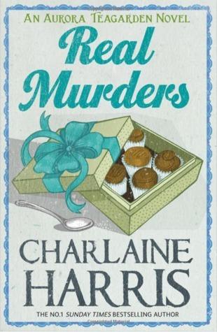 Real Murders (Aurora Teagarden Mysteries #1) Charlaine Harris