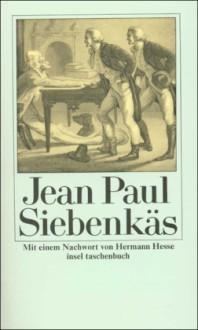 Herbst-blumine: Oder gesammelte Werkchen aus Zeitschriften  by  Jean Paul