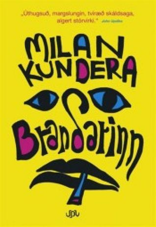 Brandarinn Milan Kundera