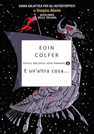 E unaltra cosa...  by  Eoin Colfer