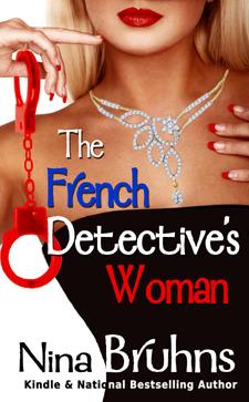 The French Detectives Woman Nina Bruhns