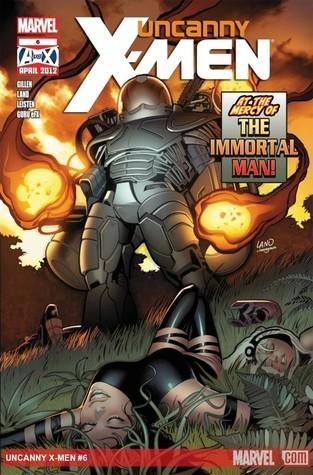 Uncanny X-men #6  by  Kieron Gillen