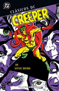 Clásicos DC: Creeper  by  Steve Ditko