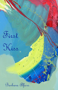First Kiss  by  Barbara Alfaro