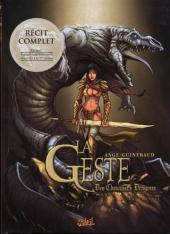 Le Pays de Non-Vie (La Geste des Chevaliers Dragons #3)  by  Ange