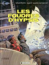 Valérian, tome 12 : Les Foudres dHypsis  by  Pierre Christin