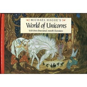 Michael Hagues World of Unicorns Michael Hague