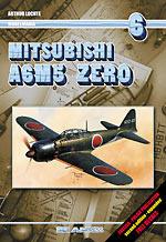 Mitsubishi A6M5 Zero (Modelmania, #6) Arthur Lochte