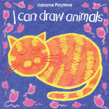 I Can Draw Animals Ray Gibson