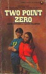 Two Point Zero  by  Anne Snyder