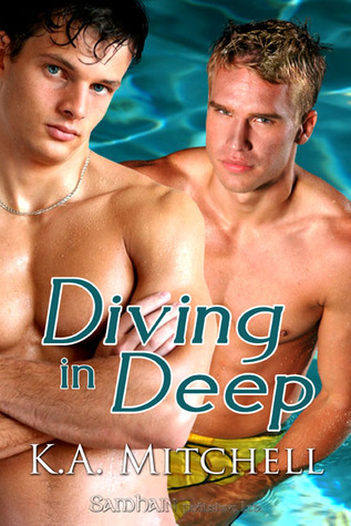 Diving in Deep (Florida Books, #1) K.A. Mitchell