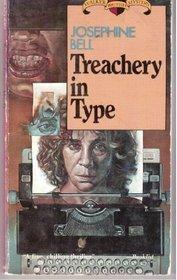 Treachery in Type Josephine Bell