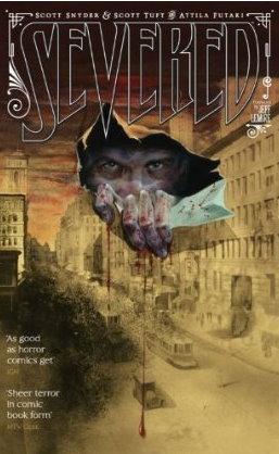 Severed  by  Scott Snyder
