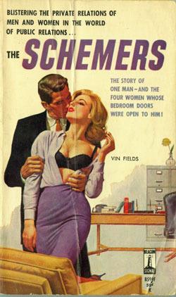 The Schemers  by  Vin Fields